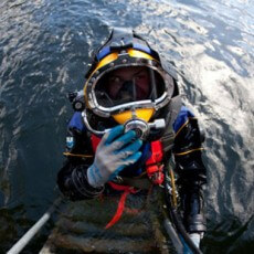 Commercial Diving Injuries Houston Texas
