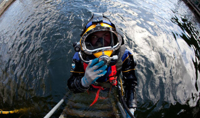 Commercial Diving Injuries in Houston Texas